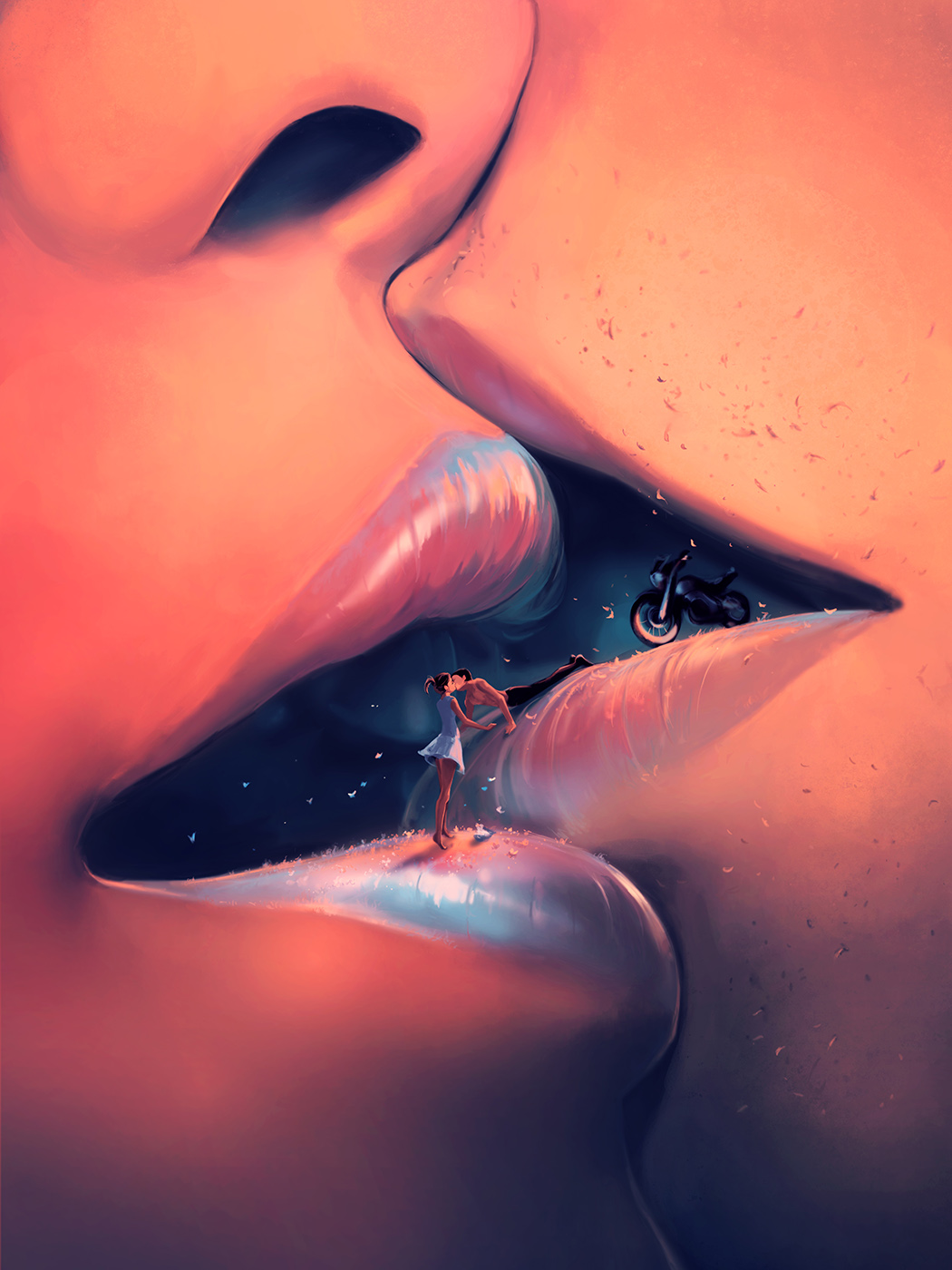 Meet me halfway by AquaSixio
