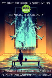 My first Art book Be your Beauty
