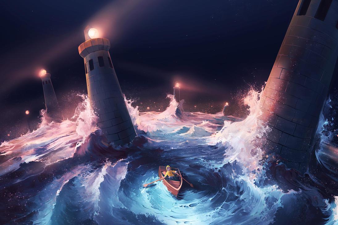 Adversity by AquaSixio