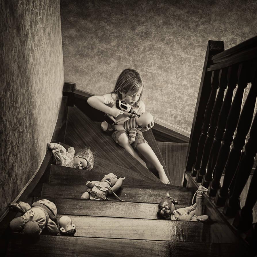 Children are cruel II