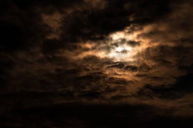 The moon, last night.