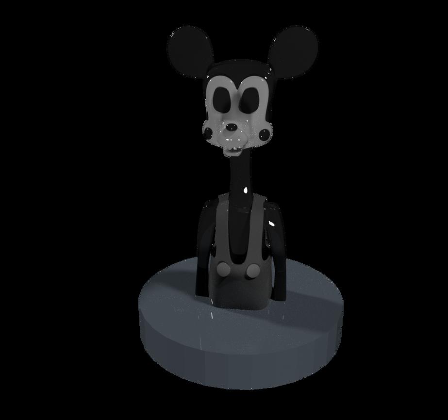 mouse_4 by B-Simon
