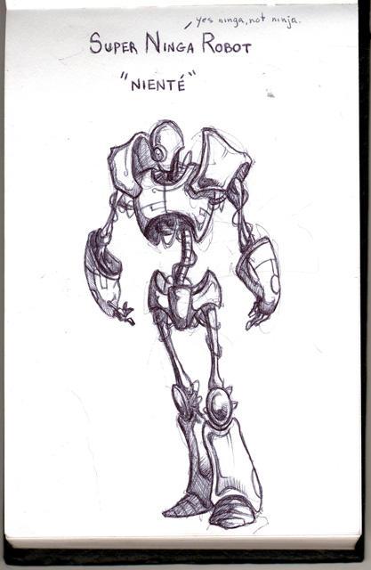 robot by Zarmactacus