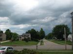 Cloudy Day in the Neighborhood