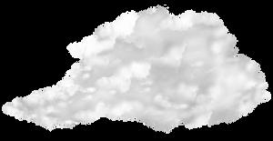 Big Puffy Cloud Clear-Cut V2