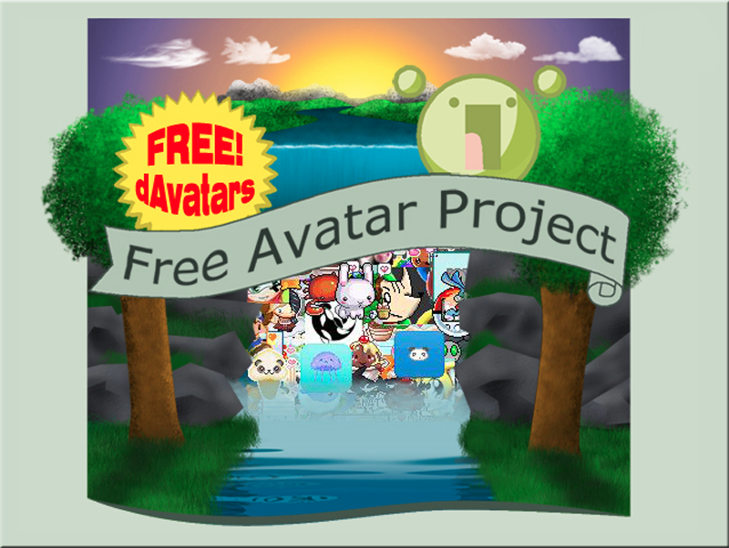 Free Avatar Project Banner by TheStockWarehouse