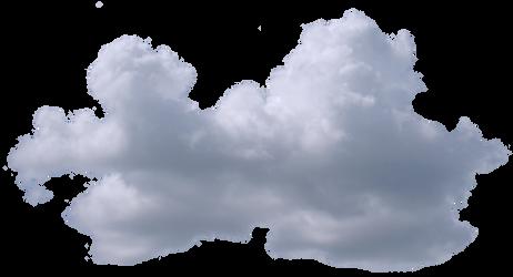 Wide Puffy Cloud V3