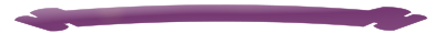 Ribbon Banner Divider in Purple by TheStockWarehouse