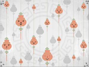 Japanese Pumpkin Lanterns V3 by TheStockWarehouse