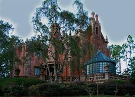 Haunted Mansion AreteStock