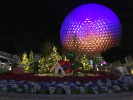 A Disney Christmas at Epcot IMG 0236 by TheStockWarehouse