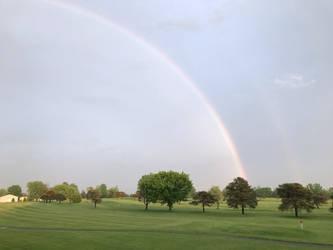 Rainbow IMG 3956 by TheStockWarehouse
