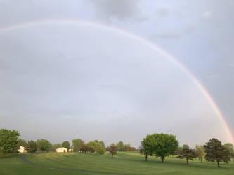 Rainbow IMG 3960 by TheStockWarehouse