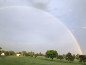 Rainbow IMG 3962 by TheStockWarehouse