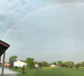 Rainbow IMG 3963 by TheStockWarehouse