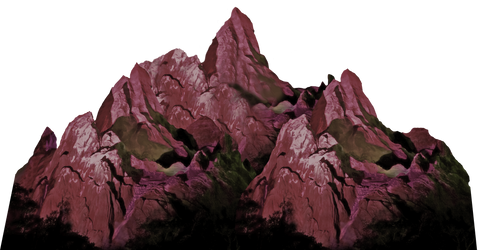 Red Mountain Majesty Version 3