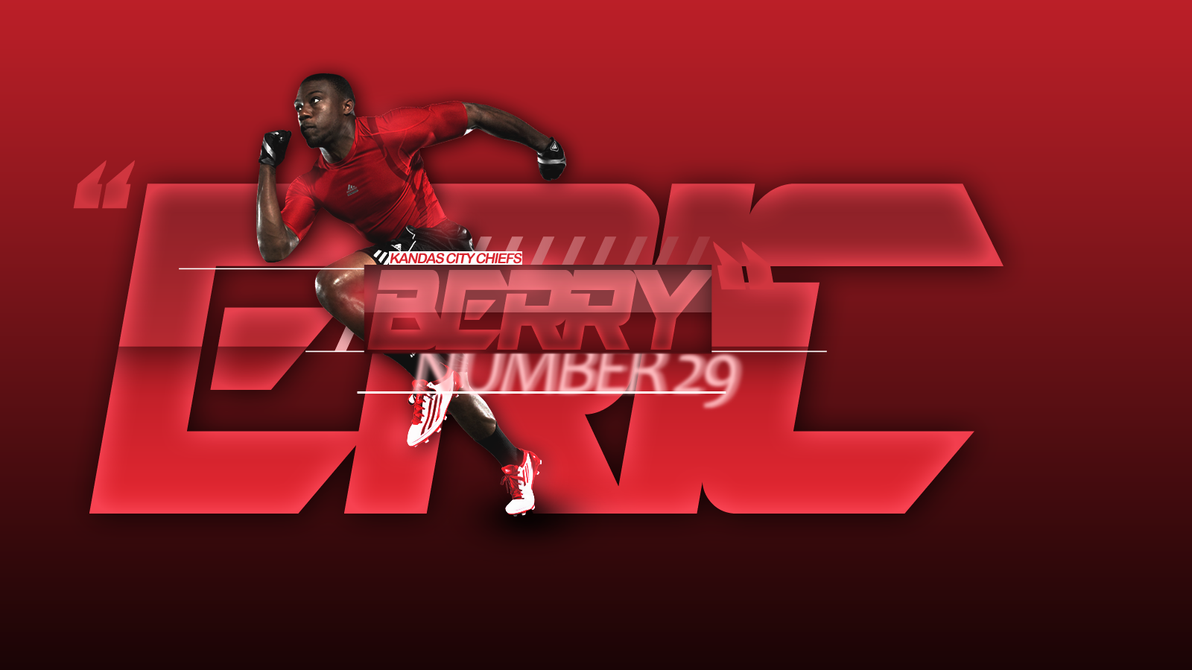 eric berry wallpaper by number6666 on deviantart
