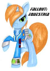 Littlepip Fallout:Equestria