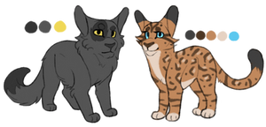 Leopardheart and Moonlight References