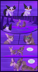 Between Darkness and Light | Chapter 3 | Page 104