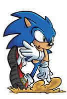 Sonic by Rasmussen891