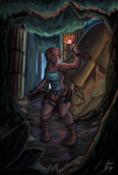 Tomb raider jungle