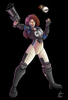 Shelly (Bombshell) Harrison