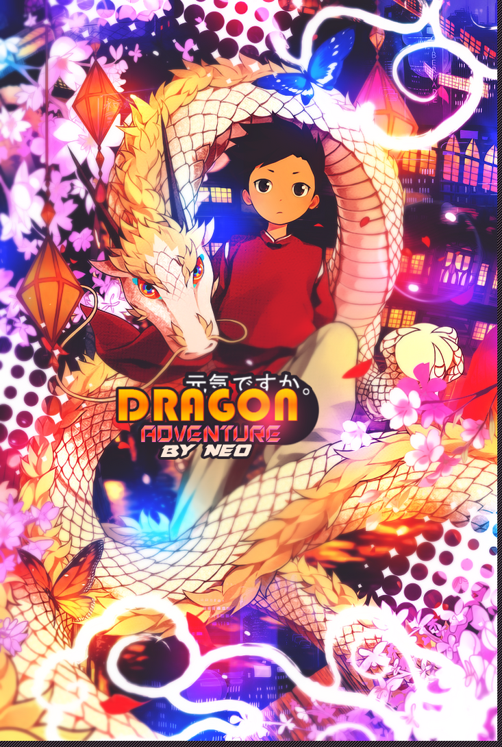 Chinese Dragon by MateNeo