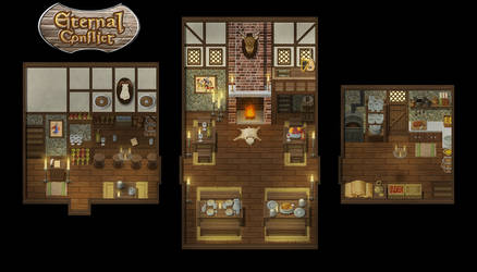 Eternal conflict inn test by ChampGaming