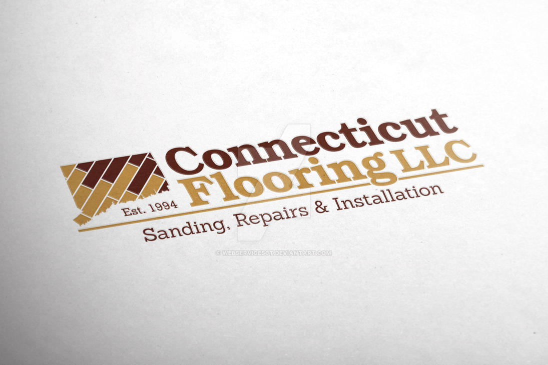 Flooring logo design by web services ct by webservicesct for Floor and decor logo