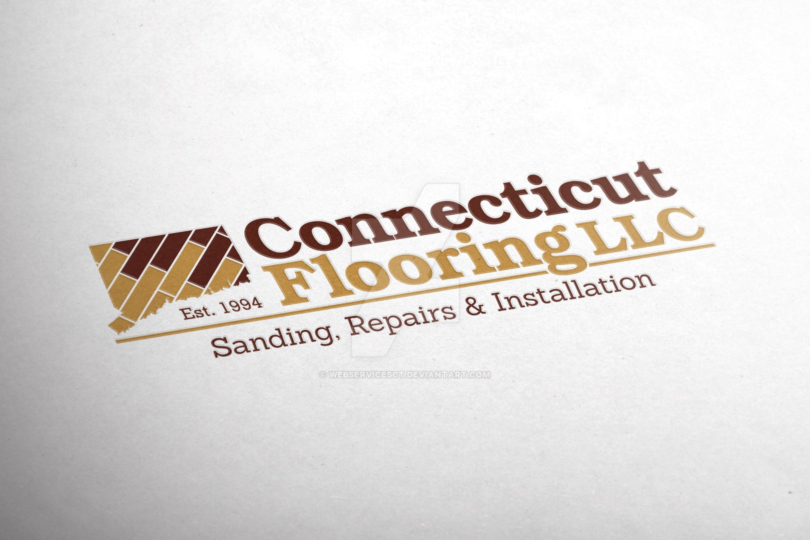 ... Flooring Logo Design By Web Services CT By Webservicesct