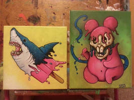 Recent Paintings