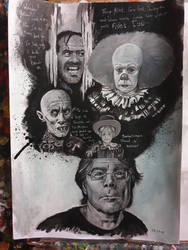 Stephen king commission