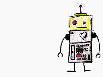 Robot by hello-big-fish