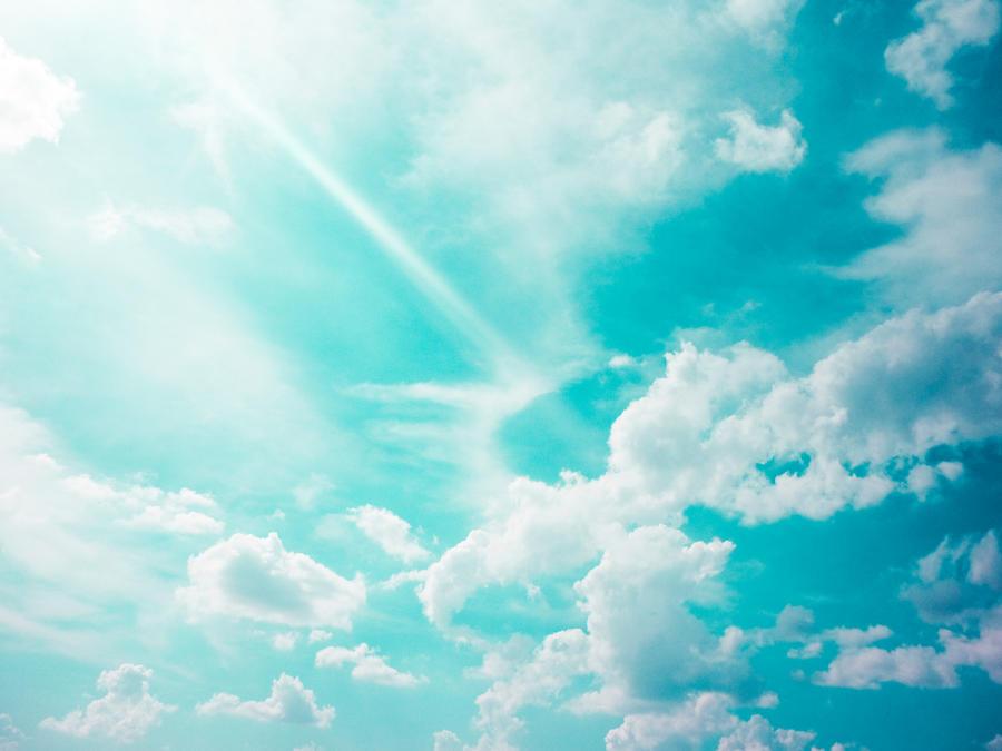 .The baby sky III.