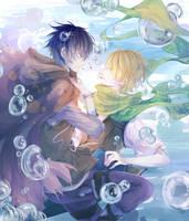 Under Water by OrizoriSan