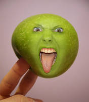 Sour Apple by mceric