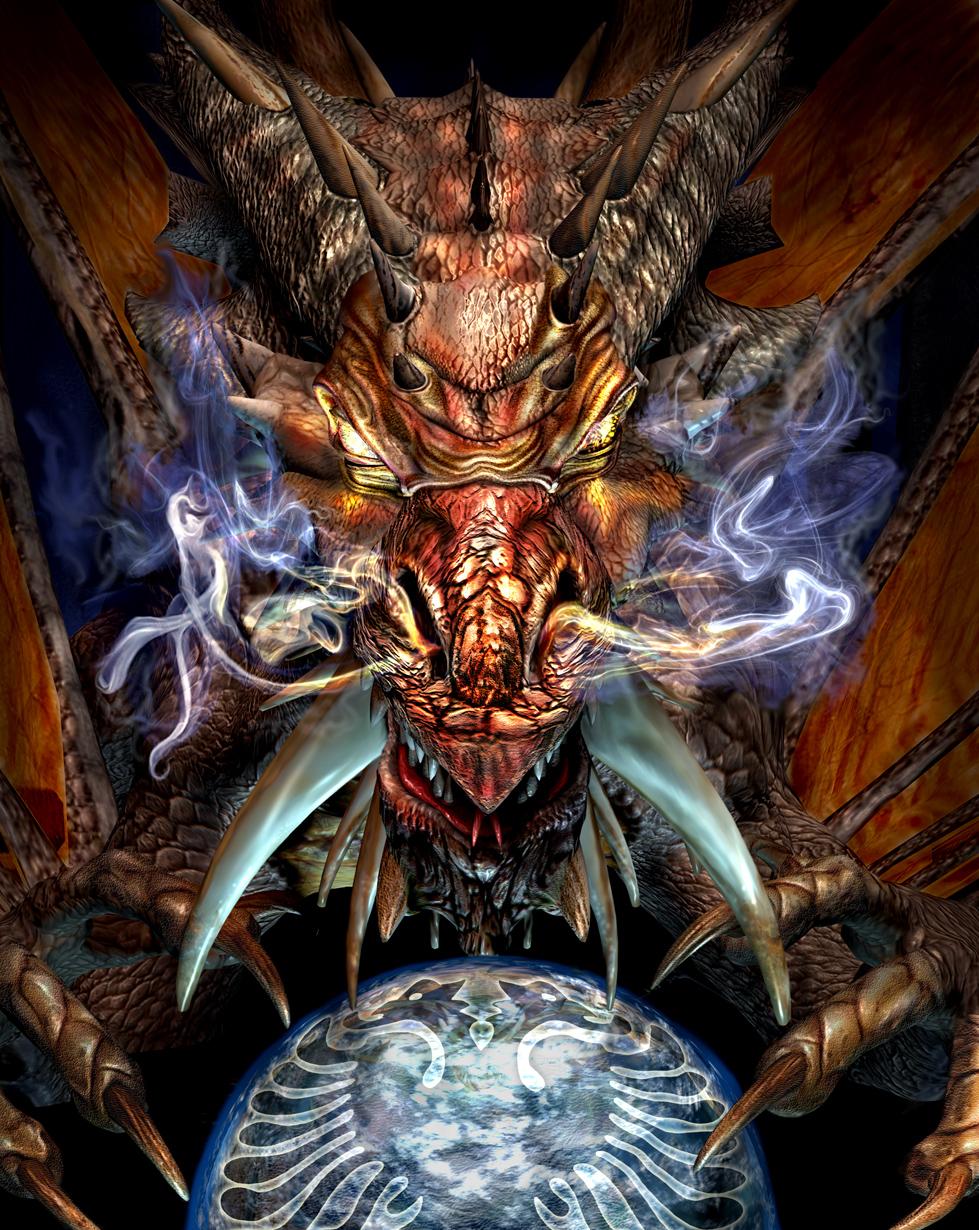 Dragon World by KMIStudio