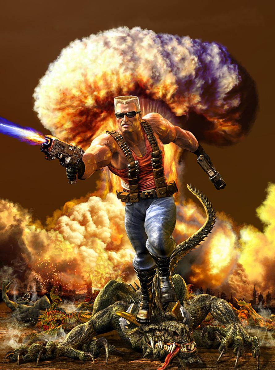 Duke Nukem by KMIStudio