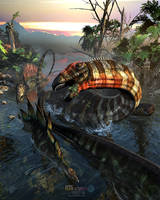 Apatosaurus by KMIStudio