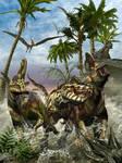 Corythosaurus Last Run