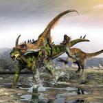 Through The Armor of Gigantspinosaurus
