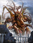 The Kraken by KMIStudio