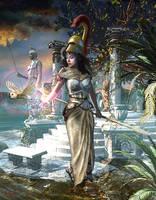 Athena by KMIStudio