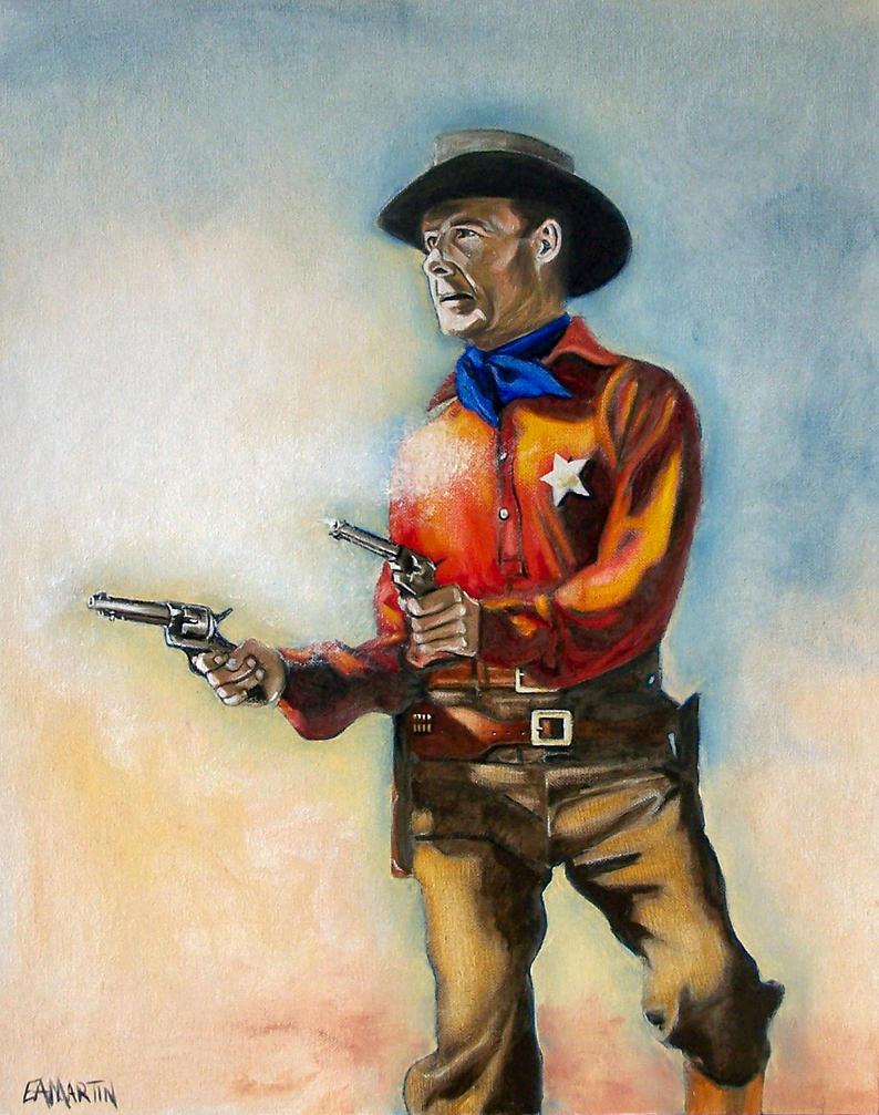 Gunfighter by edwrd984 on deviantart - Gunfighter wallpaper ...