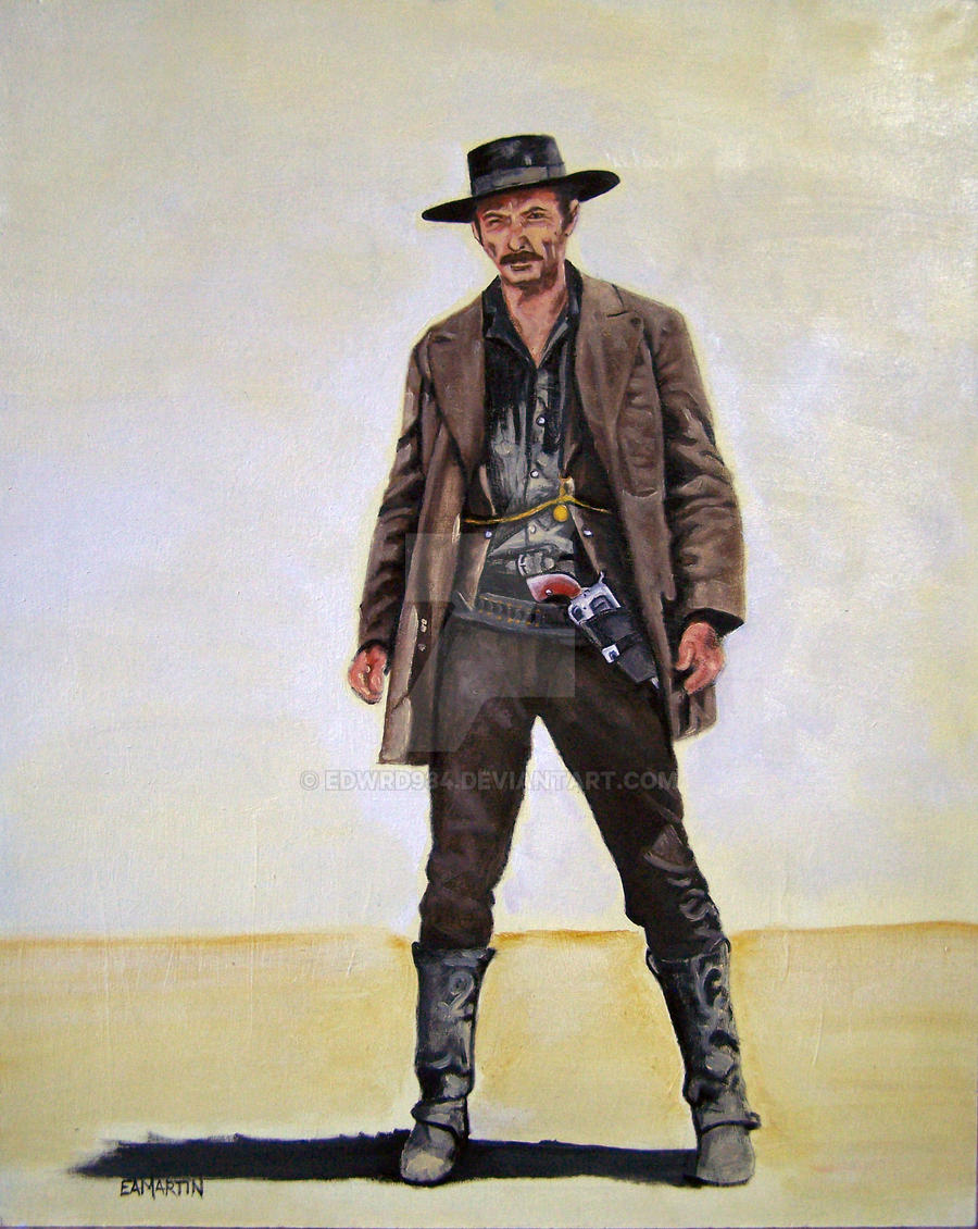 Lee Van Cleef, Best of the Badmen. by Edwrd984 on DeviantArt