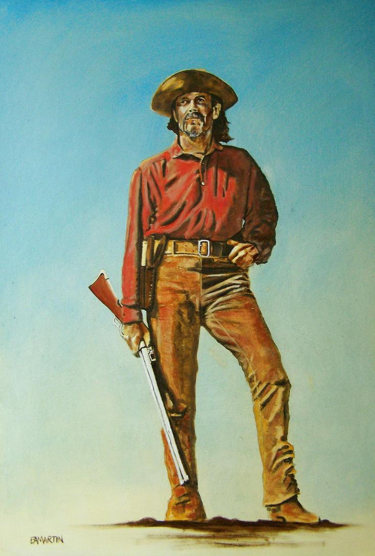 Henry Fonda, How The West Was Won by Edwrd984