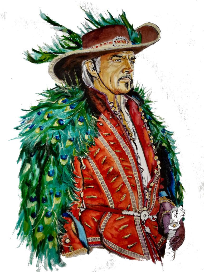 Highlander, Sean Connery by Edwrd984