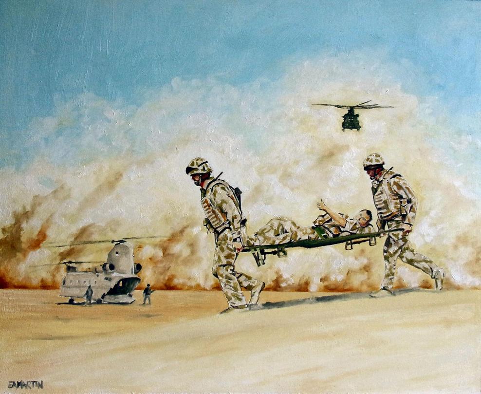 Afghan Rescue by Edwrd984