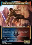 Kyle Master of the Balance
